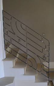 Banister Rails For Stairs Iron Railings Cable Staircase Railings Metal Staircase Railings