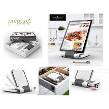tablette cuisine lutrin de cuisine pour tablette tactile support pour et