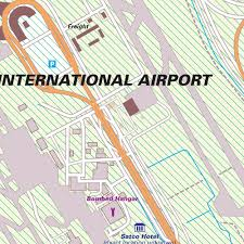 Baghdad Map Thematic Map Baghdad Airport