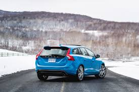 v olvo 2017 volvo v60 polestar the introverted bookworm lets her hair