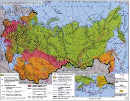 Russia Map Maps Of Russian History