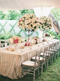 ideas for centerpieces for wedding reception tables long table wedding decorations wedding decoration ideas gallery