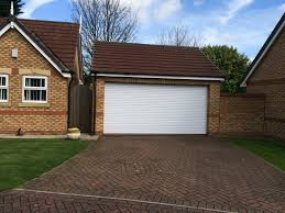 twin garage doors garage door dr