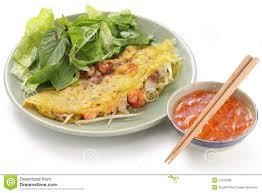 vietnamesische küche banh xeo vietnamesische küche lizenzfreie stockfotos bild 27533298