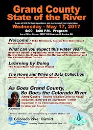 Uc Region Homepage Bureau Of Reclamation Crd State Of The River Meetings Colorado River District