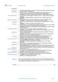 Sample Resume For Digital Marketing Manager by Miroslav Denci Cv En