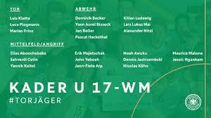 Immobilienanzeigen Wm In Indien Wück Nominiert 21 Spieler Dfb Deutscher Fußball