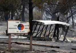Ca Wildfire Containment by Latest Fire Containment Up Evacuees Return In California The