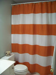 Calvin Klein Shower Curtains White Striped Shower Curtain Shower Curtains Design