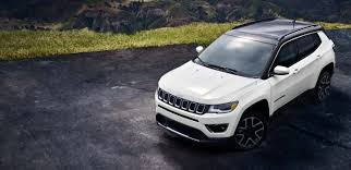 black jeep black rims 2018 jeep compass aerodynamic exterior features