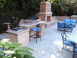 backyard kitchen design u2013 home design and decorating