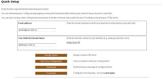 design form using php free php form script form to email processor process web contact