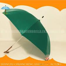 alibaba target market quality assured promotional walking stick target market umbrella