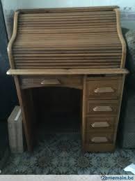 bureau ancien bureau ancien à volet et tiroir a vendre 2ememain be