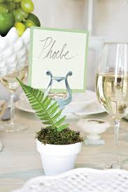 thanksgiving name card holders table place setting ideas southern living