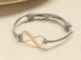 infinity bangle bracelet images Personalized infinity bracelet jpg