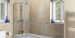 how to fit a bath screen victoriaplum com how to fit a bath screen