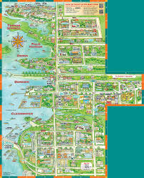 San Jose Bus Routes Map by Clearwater Jolley Trolley Route Clearwater Florida 727 445 1200
