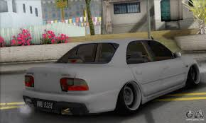 slammed cars proton wira slammed for gta san andreas