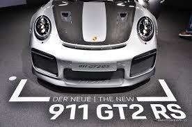 porsche 2017 white 2018 porsche 911 gt2 rs iaa frankfurt 2017 08 images porsche 911