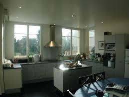 cuisine inox ilot cuisine inox maison neuve maison neuve garches cuisine