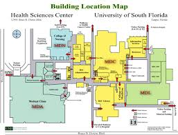 map usf hours and directions usf health
