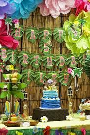 Tropical Party Themes - 141 best fiesta egresados images on pinterest hawaiian birthday
