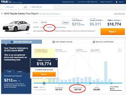 truecar new car price factory invoice is not a car dealers true new car cost invoice vs
