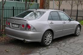 lexus sedan is file 2003 lexus is 300 jce10r platinum edition sedan 2015 07 03