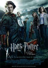 Harry Potter 4 (Harry Potter y el Cáliz de Fuego) ()