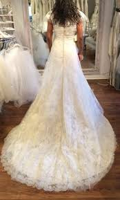 vera wang esther wedding dress 6 000 size 4 used wedding dresses