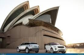 land rover australian ausmotive com range rover evoque u2013 australian pricing u0026 specs