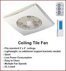 long drop ceiling fans ceiling fan for 2x2 suspended ceiling basement pinterest