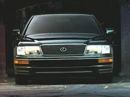 1997 lexus ls400 1996 lexus ls 400 overview cars com