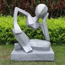 decorative garden ornaments decorative outdoor statues for gardens