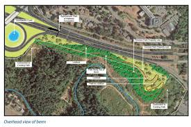 updated saanich sends back plans for highway berm for additional