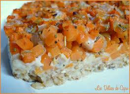 cuisiner flocon d avoine tarte moelleuse aux flocons d avoine et aux carottes les délices
