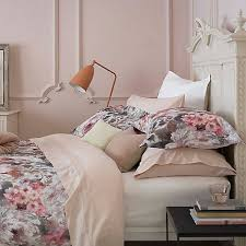 Duvet Covers Debenhams Christy Pink U0027harlow U0027 200 Thread Count Cotton Percale Bedding Set