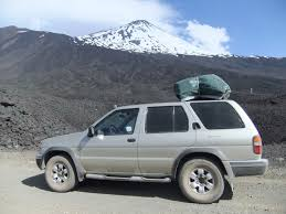 nissan pathfinder luggage rack for sale 4wd nissan pathfinder 1999 in north of chile in