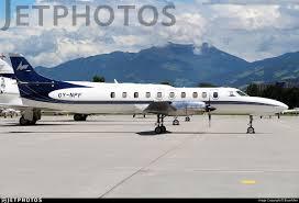 Fairchild Oy Npf Fairchild Sa227 Dc Metro 23 North Flying Bizavmen