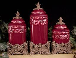Tuscan Canisters Kitchen by Canisters Tuscan Canisters Tuscan Great Style Kitchen With