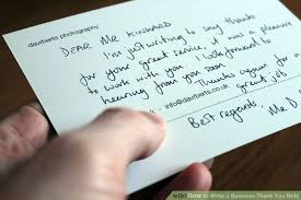 Business Cards Quotes Best Step Send Thank You Cards Write For Business Activity Best