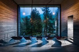 slow architecture alpine modern