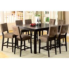 Counter Height Kitchen Table Sets Kitchen With Chandelier Floating - Kitchen bar table set
