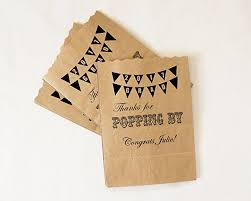 popcorn favor bags graduation party favor bags for popcorn buffet candy