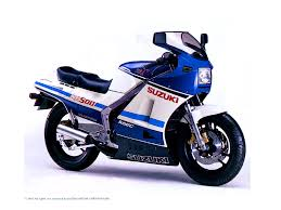 1992 suzuki rgv 250 gamma my dream made with the grand prix