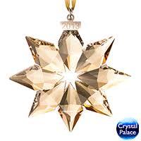Swarovski Christmas Star Ornaments by Swarovski Crystal Christmas Ornament
