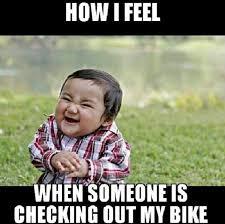 Biker Meme - 35 funny memes only bikers will understand