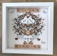 silver wedding gifts anniversary other celebrations occasions ebay