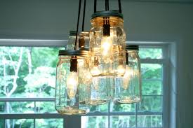 Mason Jar Ceiling Fan by Buy A Handmade Mason Jar Chandelier Made To Order From Knot 2